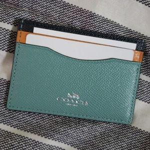 NWT-Coach Card Case-Original Packaging